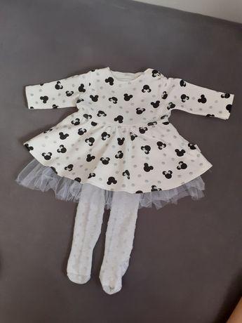 Sukienka myszka miki rozmiar 62