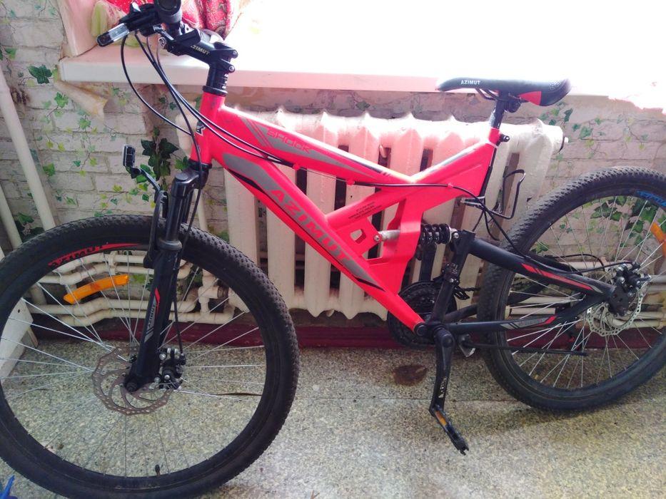 Терміново продам велосипед AZIMUT Хорол - изображение 1