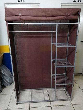 Estrutura de metal para arrumar roupa 40x110x180 cm