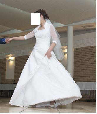 Suknia ślubna suknia