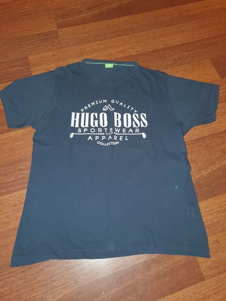 Meska koszulka Hugo Boss