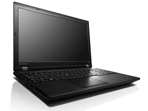 """Laptop Lenovo L540 15,6"""" FullHD i5 8GB 256GB SSD Win10 Klasa A DVD RW"""