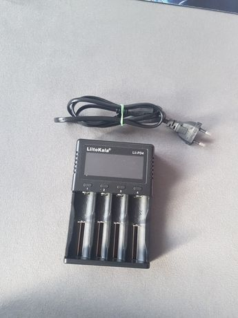 Ładowarka do akumulatorów Lii-PD4
