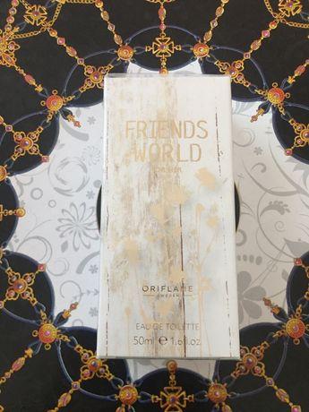 Woda toaletiwa Friends World