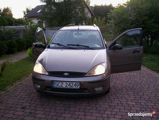 Ford Focus 2.0 16V 2003r. Wersja USA LIFT!BENZYNA+GAZ SEKWENCJA