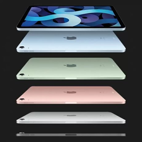NEW Apple iPad Air 64/256GB 2020 Space Gray/Silver/Green/RoseGold