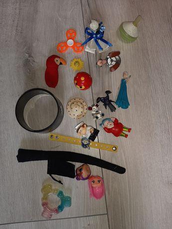 Ящик игрушек игрушки разные