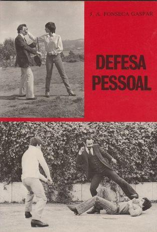 defesa pessoal / j. a. fonseca gaspar