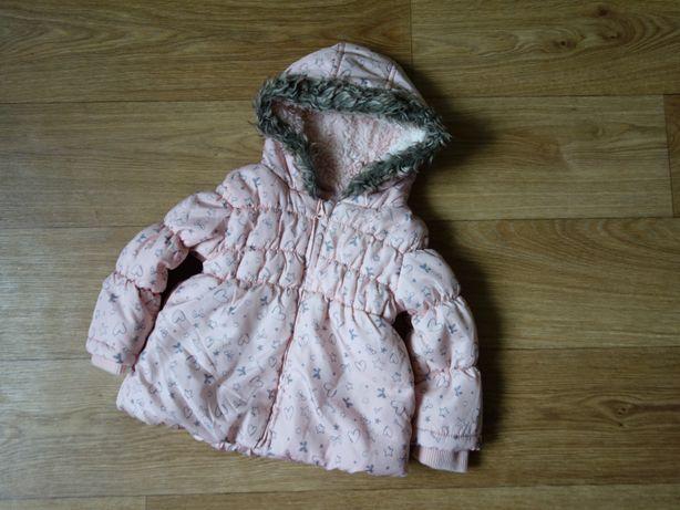 Демисезонная куртка F&F 12-18 мес. (80-86 см)
