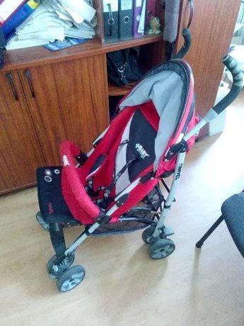 Прогулочная детская коляска Baby Design Travel.
