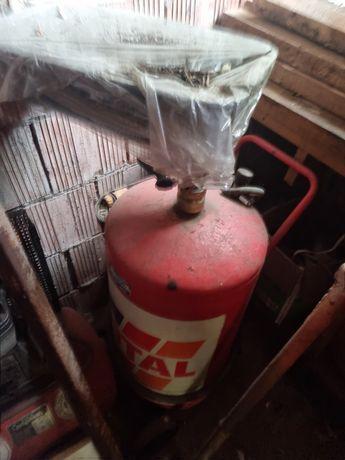 Zlewka do oleju i pneumatyczna nalewaczka do oleju mała prasa