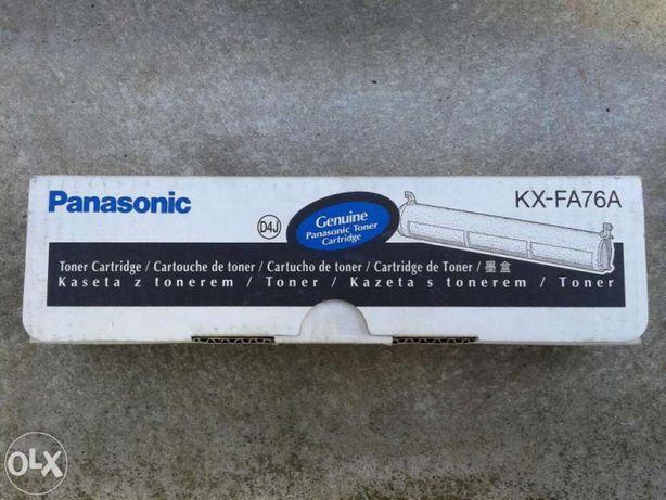 Тонер-картридж для факса Panasonic KX-FA76A (Оригинал)