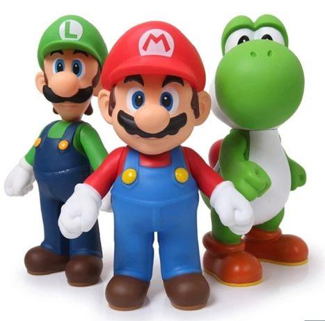 Figuras / Bonecos Super Mário em PVC