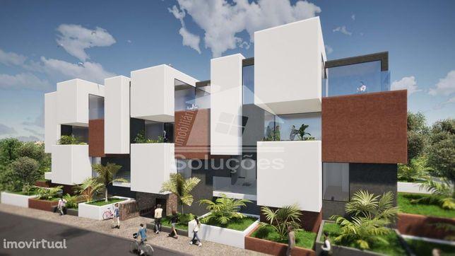 Lote de Terreno com possibilidade de projeto para Edifício