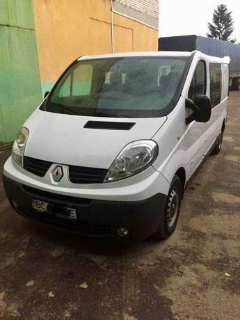 Renault Traffic 2013