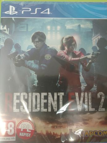 Resident Evil 2 PS4 PL Nowa