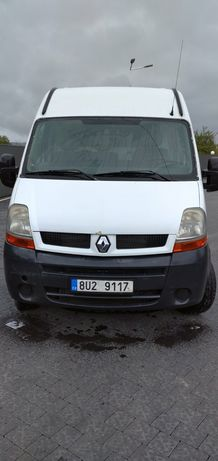 Renault Master 2,5 DCI 2005 р