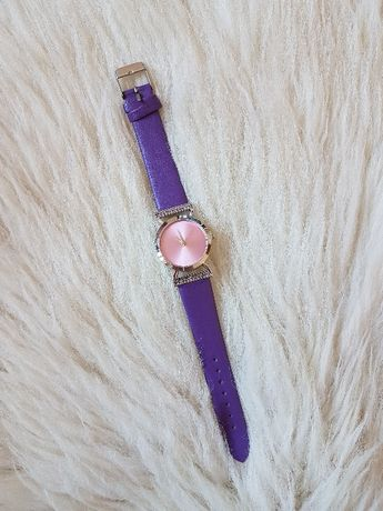 Avon zegarek Purple Eternal Watch Love Unikat