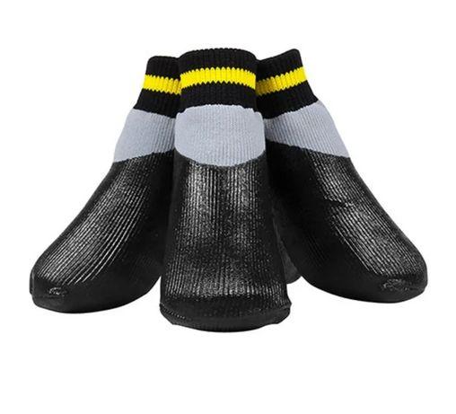Налапники — носки для собак с прорезиненной подошвой