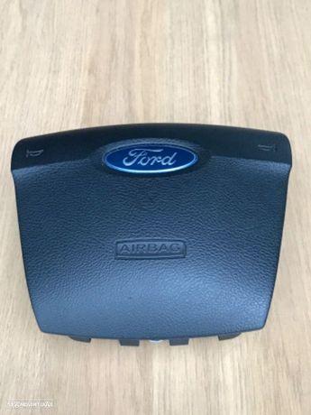 Centro do Volante Ford Mondeo de 06 a 10