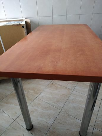 Stół kuchenny do kuchni z 4 krzesłami krzesła  komplet
