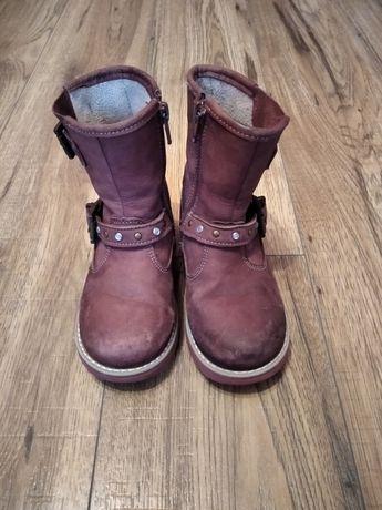 Buty zimowe dziewczęce Lasocki r. 25