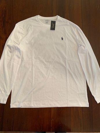 Ralph Lauren koszulka z dlugim rekawem