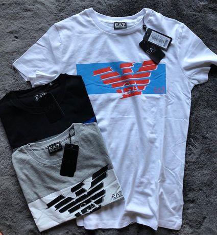 Koszulki męskie Armani s-xxl