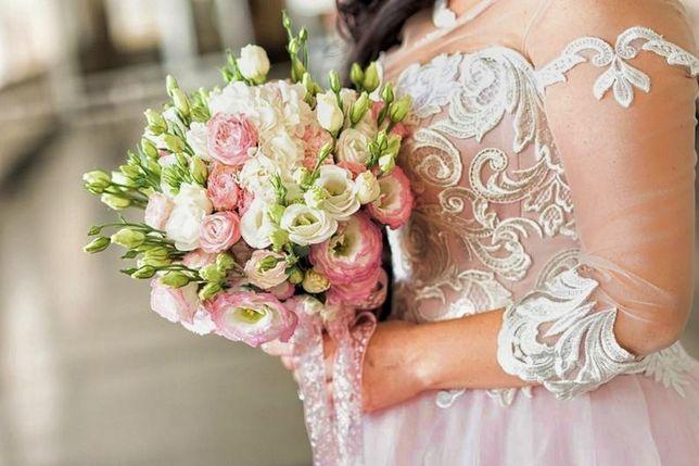 Свадебное авторское  платье