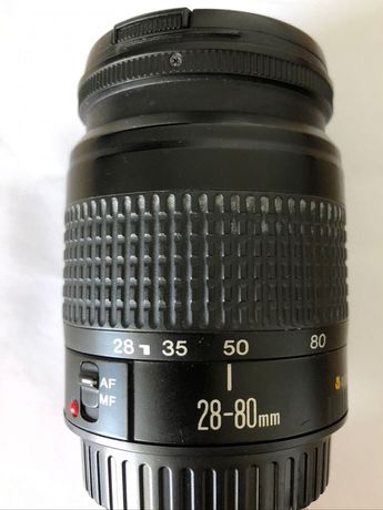 Lente Canon EF 28-80mm