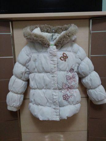 Демисезонная куртка на 2-3 года