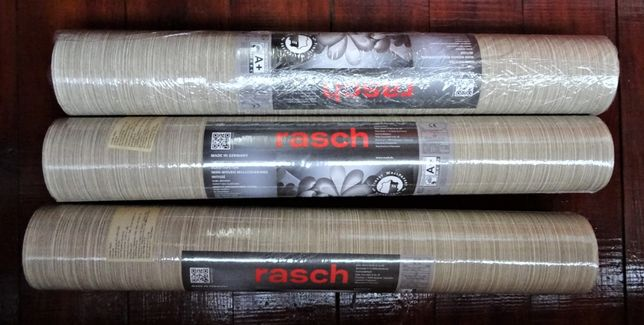 Шпалери RASCH (Німеччина) вінілові