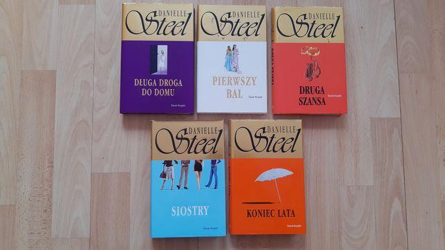 5 powieści Danielle Steel