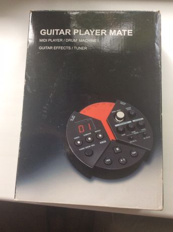 Уникальнейший гитарный процессор + ритммашина Medeli RM30
