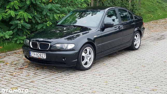 BMW Seria 3 E46 2003 r. Lift Automat