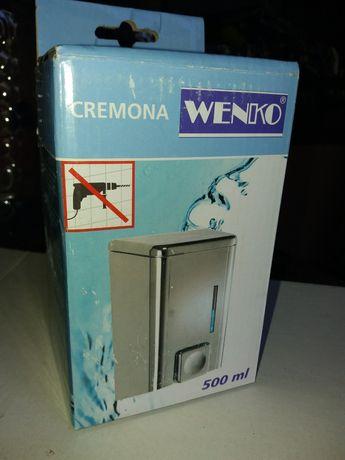 Wenko дозатор для жидкого мыла.