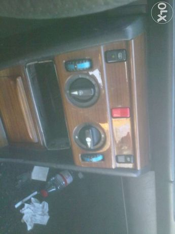 Peças mercedes W124