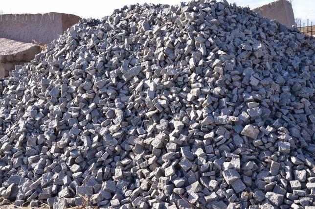 Kamień, tłuczeń granitowy