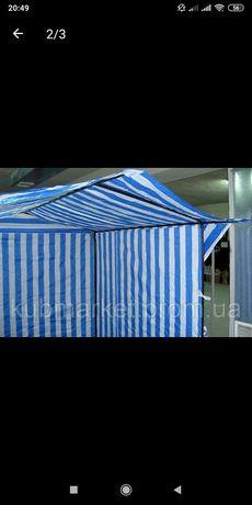 Торговая палатка.2м Х 2м.Новая.