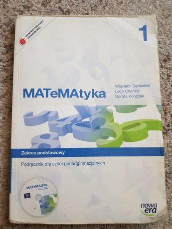 Książka Matematyka zakres podstawowy