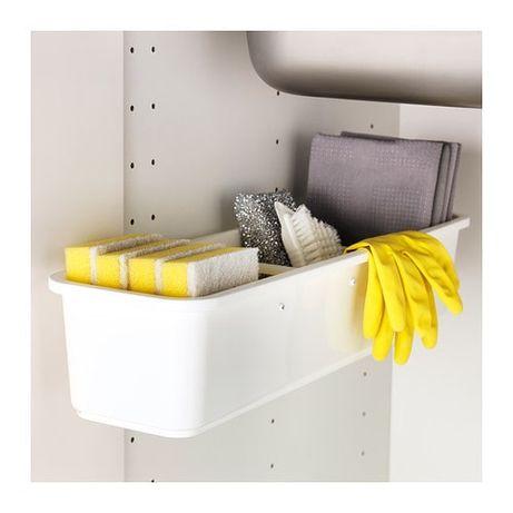 Выдвижной контейнер IKEA, органайзер 700руб