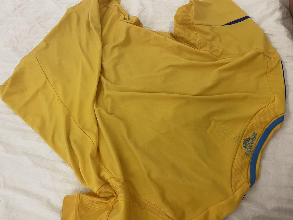 Футболка adidas украина Степная - изображение 1