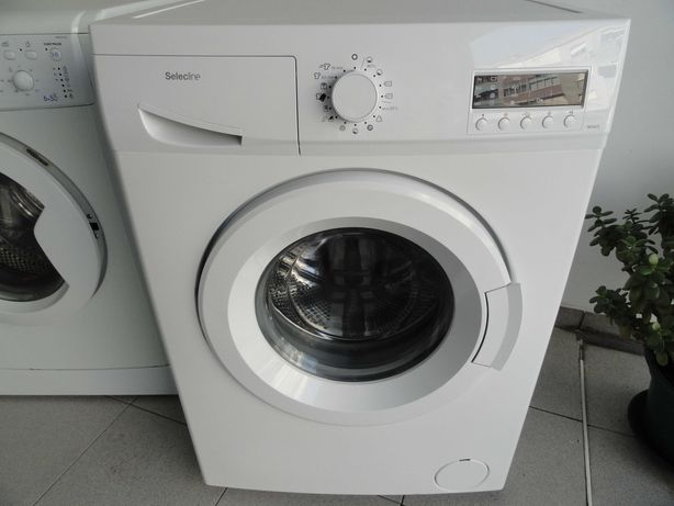 Maquina de lavar roupa Selecline 7 Kg Classe A 1200Rpm