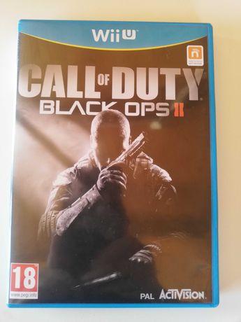 Jogo para Wii U Call of Duty como novo