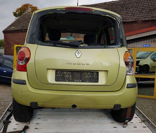 Klapa bagażnika Renault Modus
