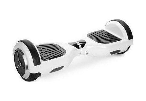 Гироборд 6.5д Hoverbot (Ховербот) гироскутер Цвет Белый