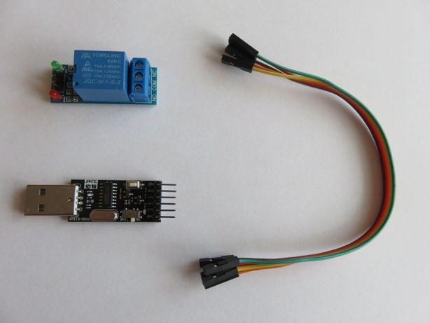 Konwerter USB-TTL - FRN Radio Interfejs