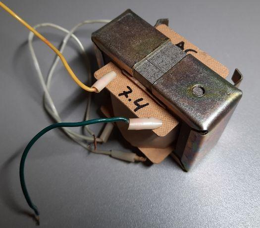 Понижающий трансформатор на 7 вольт AC
