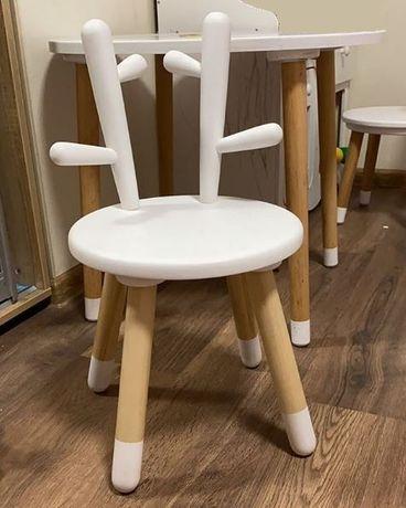 Детский стульчик (дерево), Мебель из липы не МДФ, для детских садов