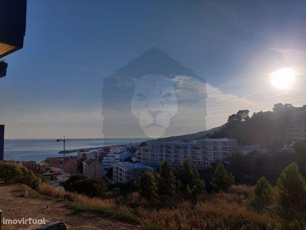 Apartamento T2 vista mar Sesimbra